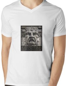 Tragic Fury Mens V-Neck T-Shirt