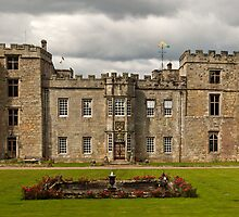 Chillingham castle Northumberland by David Patterson