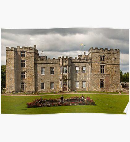 Chillingham castle Northumberland Poster