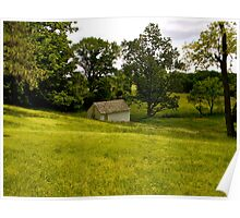 Valley Forge House Poster