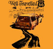 Well Traveled Unisex T-Shirt