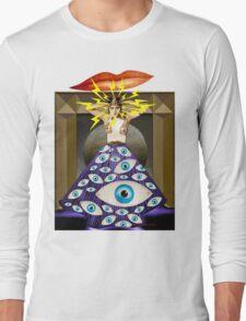 Theda da Long Sleeve T-Shirt