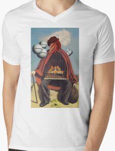 Elephantiasis Mens V-Neck T-Shirt