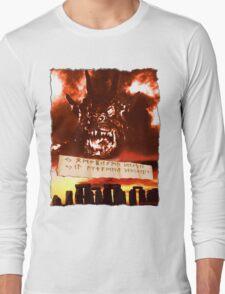 Curse of the Demon Long Sleeve T-Shirt
