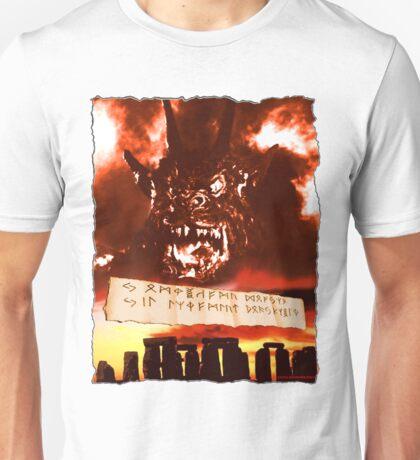 Curse of the Demon Unisex T-Shirt