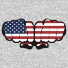 USA! (Standard) by ONE WORLD by High Street Design