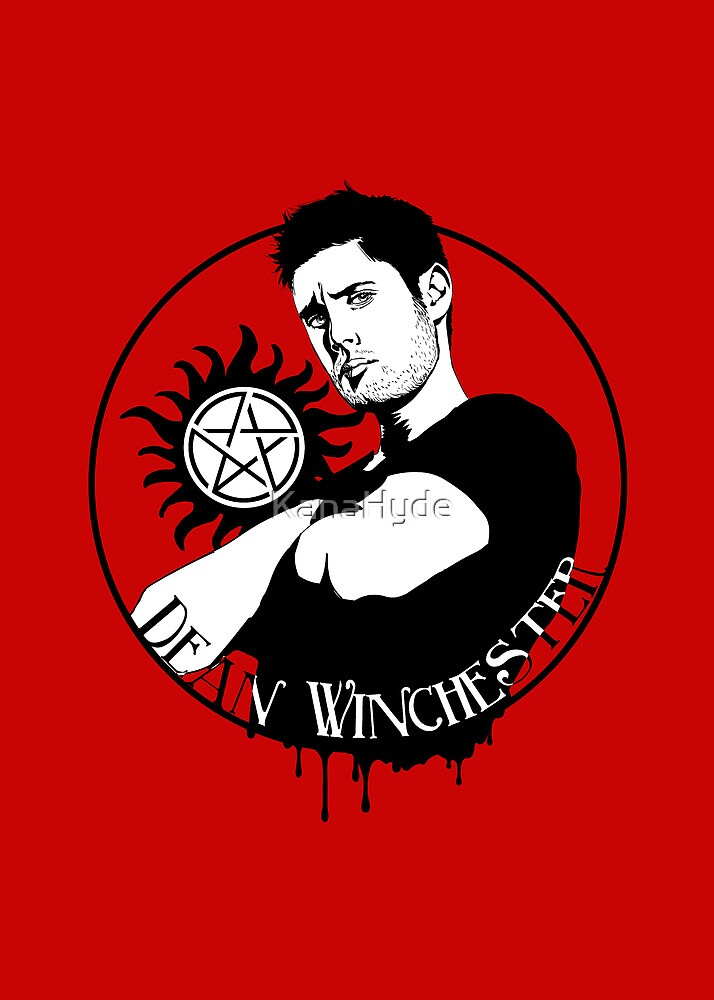 Dean Winchester by KanaHyde
