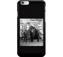 Lincoln: Dipped in Handsome Batter iPhone Case/Skin