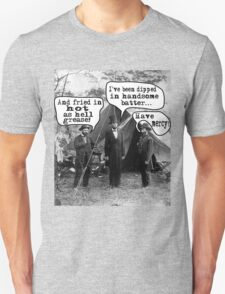 Lincoln: Dipped in Handsome Batter Unisex T-Shirt