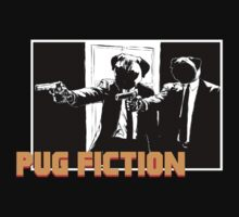 Pug Fiction by yebouk
