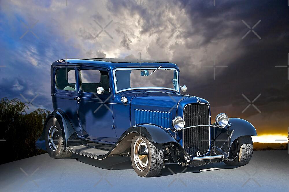 1932 Ford 2-Door Sedan by DaveKoontz
