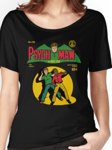 Psychman and Magic Head Women's Relaxed Fit T-Shirt
