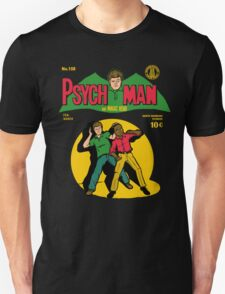Psychman and Magic Head T-Shirt
