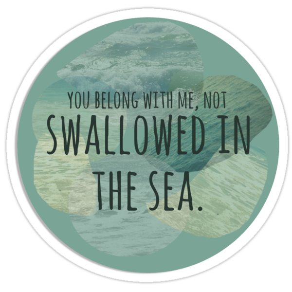 Swallowed in the Sea by oliviajane