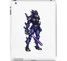 Cecil Harvey (DRK) boss sprite - FFRK - Final Fantasy IV (FF4) iPad Case/Skin