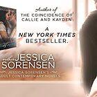 Jessica Sorensen Banner by Regina Wamba