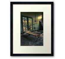 Bed For The Night Framed Print