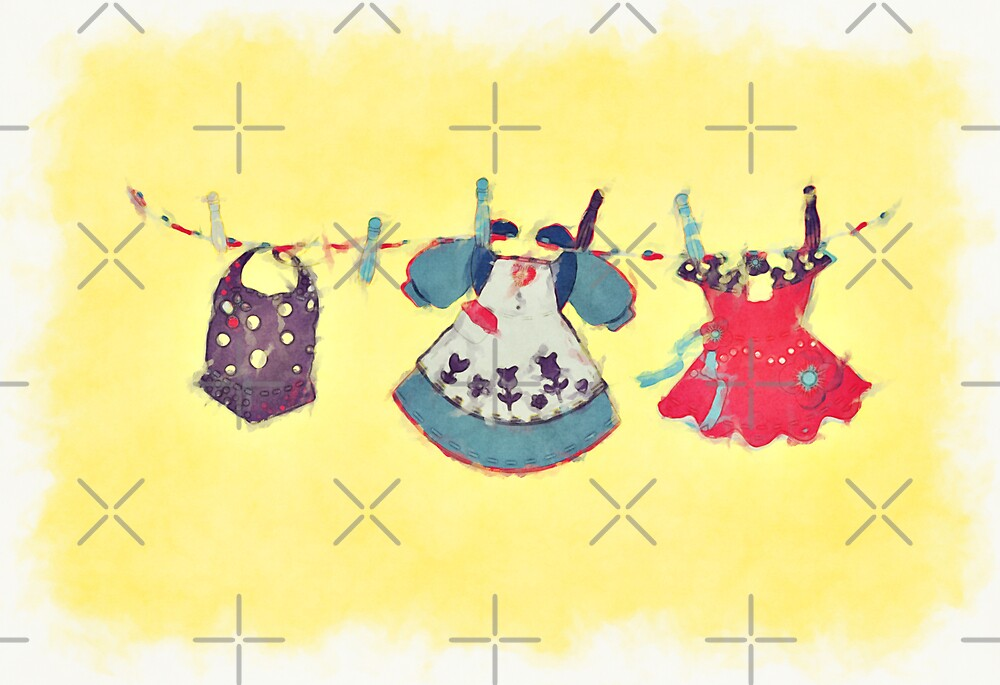 Washing Day by eppiepeppercorn