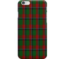 00973Wilson's No. 195 Fashion Tartan Fabric Print Iphone Case iPhone Case/Skin