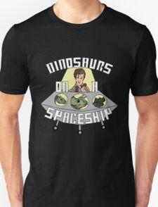 DinoShip Unisex T-Shirt