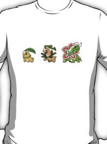 Chikorita evolution  T-Shirt