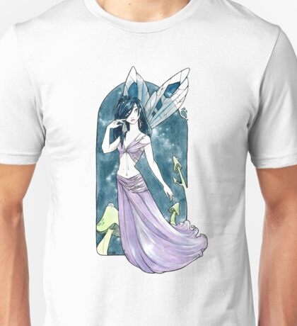 Blue Fairy Unisex T-Shirt