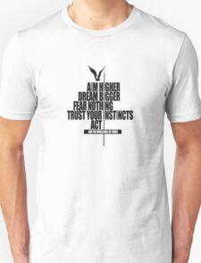 Aim Higher Unisex T-Shirt