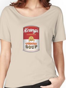 Shredded Turtle Soup Women's Relaxed Fit T-Shirt
