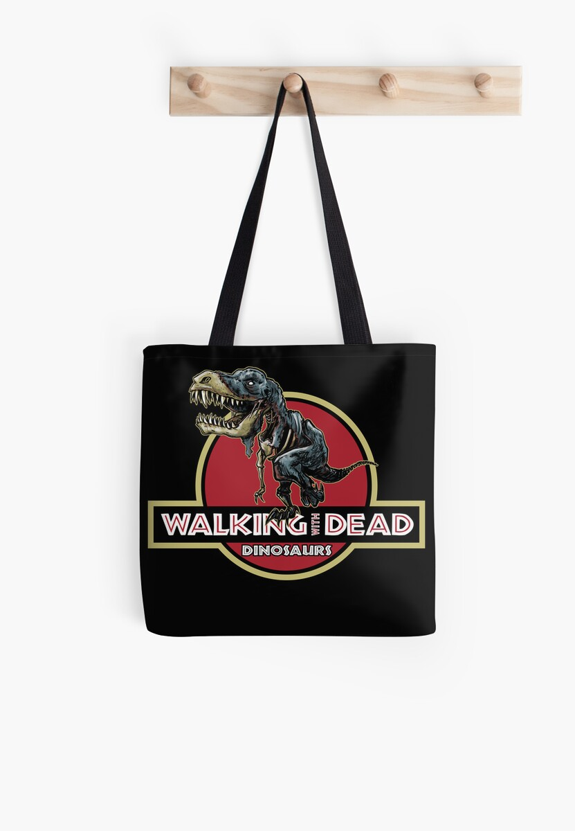 Walking With Dead Dinosaurs by Patrick Scullin