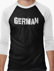 German Men's Baseball ¾ T-Shirt