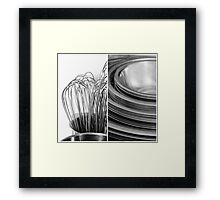 Kitchen Composite Framed Print