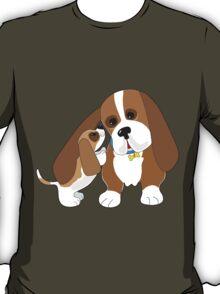 Basset Talk Dad T-Shirt
