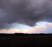 Stormy Horizons  by © Betty E Duncan ~ Blue Mountain Blessings Photography