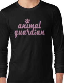 animal guardian - animal cruelty, vegan, activist, abuse T-Shirt
