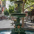 Rundle Mall - Heritage Fountain by DPalmer