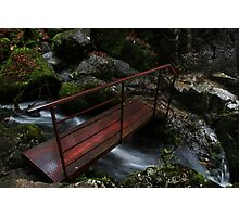 The Iron Bridge - Skelwith Force Photographic Print