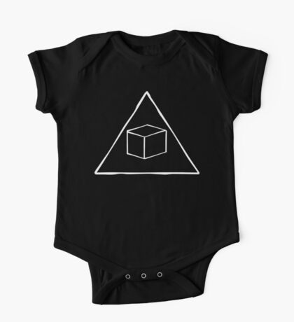 Delta Cubes Will Never Die! (White) Kids Clothes