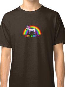 Terraria Rainbow Unicorn Classic T-Shirt