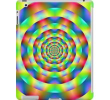 Psychedelic Rings iPad Case/Skin