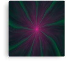 Nine Green Fingers Canvas Print