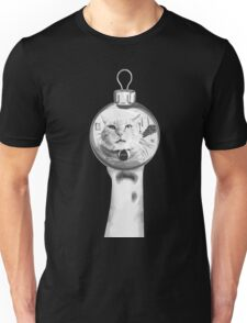 Paw with reflecting ornament Unisex T-Shirt