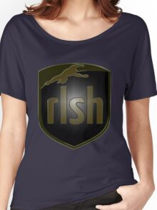 RLSH Badge Women's Relaxed Fit T-Shirt