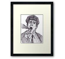 Lloyd  Framed Print