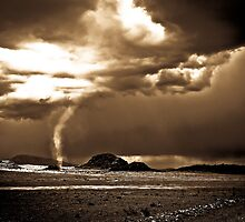Texas twister by Derrick Birdsall
