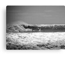 Magnet Bay Surf Canvas Print