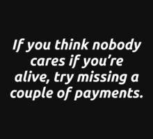 Nobody Cares by codeslinger