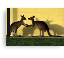 G'Day Mate Canvas Print
