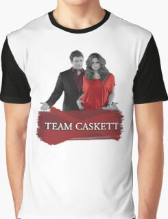 Team Caskett Graphic T-Shirt