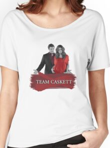 Team Caskett Women's Relaxed Fit T-Shirt