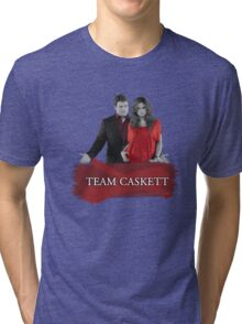Team Caskett Tri-blend T-Shirt
